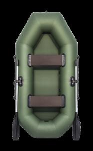 Лодка ПВХ Аква-Оптима 240 надувная гребная