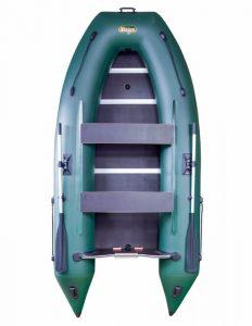 Фото лодки Инзер 330 V (киль) надувная