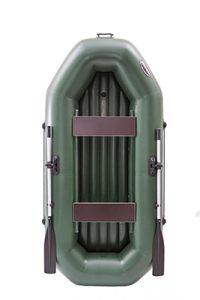 Лодка ПВХ Пиранья 2 М НД надувная гребная