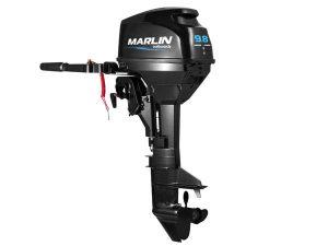 Фото мотора Марлин (Marlin) MP 9,8 AMHS (9,8 л.с., 2 такта)