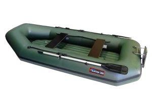 Лодка ПВХ Хантер 300 ЛТН надувная гребная
