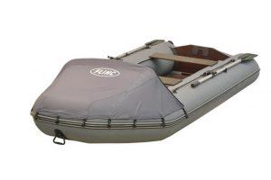 Лодка ПВХ Флинк (Flinc) FT320LA Люкс (с тентом) надувная