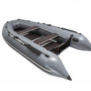 Фото лодки Пиранья 320 Q5 SL со стрингерами килевая
