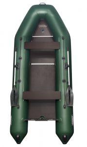 Лодка ПВХ Таймыр 350 КС надувная под мотор