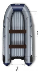 Фото лодки Флагман 350 L НДНД