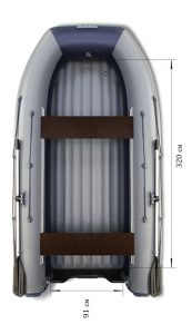 Фото лодки Флагман DK 380 Jet НДНД